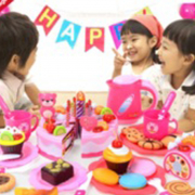 80pcs Kitchen & Food Toy Set