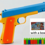 Cool Superpower Soft Gun