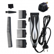 UK Professional Hair Clippers Electric Hair Body Trimmers Cutting Machine Tools