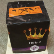Royal Classic Party 2 - batch nummer 19-15292